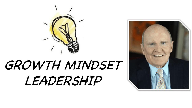 Growth Mindset Leadership